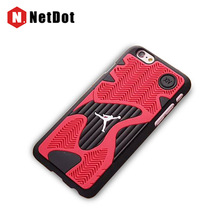 NetDot 2017 MJ i6 Fundas Sport Phone Cases For iPhone 6 6s Case, Shoes Phone Cover For iPhone 6s Plus capinha i6 para capa