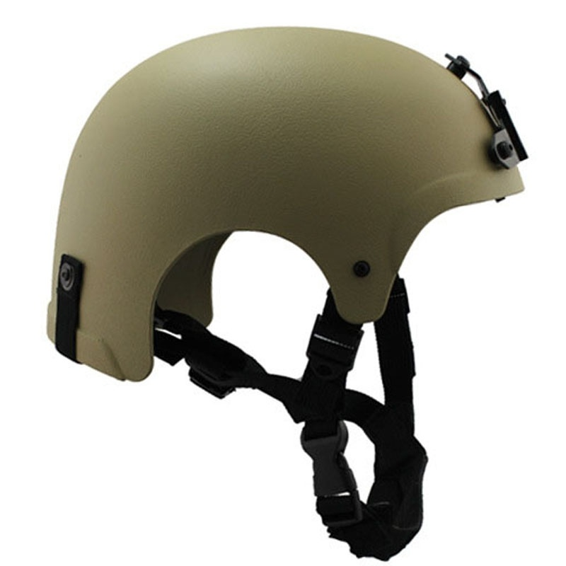 Militaire Tactique Airsoftsports Wargame IBH Casque avec WILCOX Night  Vision Mount 6361d1f38d5