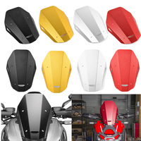 for Honda X ADV750 XADV 750 X ADV750 ADV750 Aluminum Metal Windscreen Windshield Wind Shield Screen Visors Deflector Motorcycle