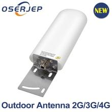 ใหม่ล่าสุด 2G 3G 4G LTE CDMA GSM DCS เสาอากาศกลางแจ้ง 22dBi 4G LTE UMTS 900 1800 2100 MHz Booster Repeater เสาอากาศภายนอก