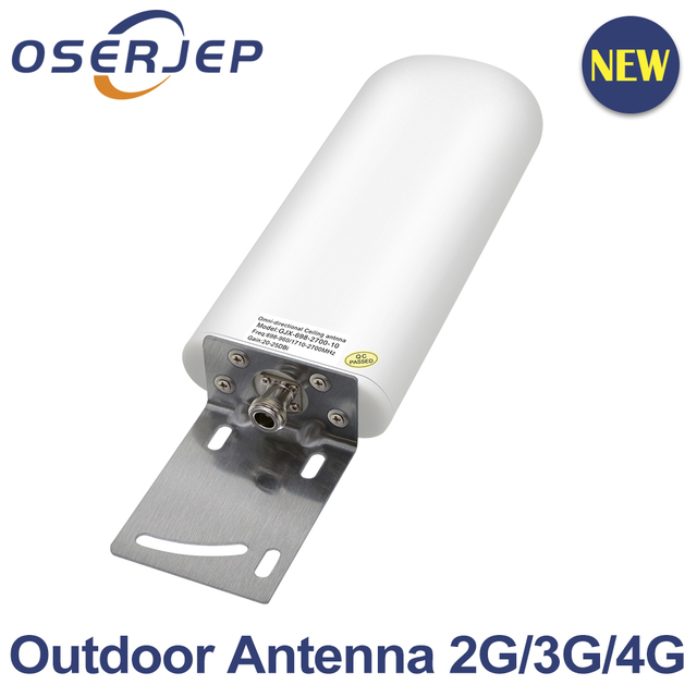 Newest 2g 3g 4g lte CDMA gsm dcs outdoor Antenna 22dBi  4G LTE UMTS 900 1800 2100 MHz Booster Repeater outside Antenna