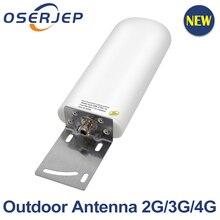 Nuevo 2g 3g 4g lte gsm dcs al aire libre 22dBi para GSM CDMA DCS 4G LTE UMTS 850, 900, 1800, 2100 MHz amplificador de señal repetidor amplificador