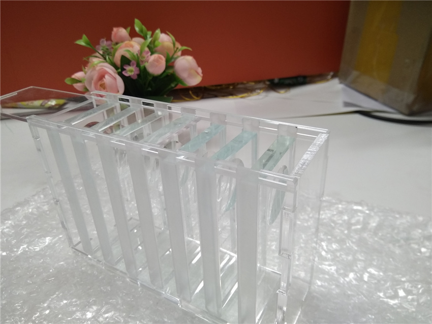 Individual lashes box Acrylic Eyelash Extension Tool Lash Holder Glue Holder make up Fedex Free eyelash glue holder individual eyelash extension adhesive glue pallet makeup tool arrival free shipping