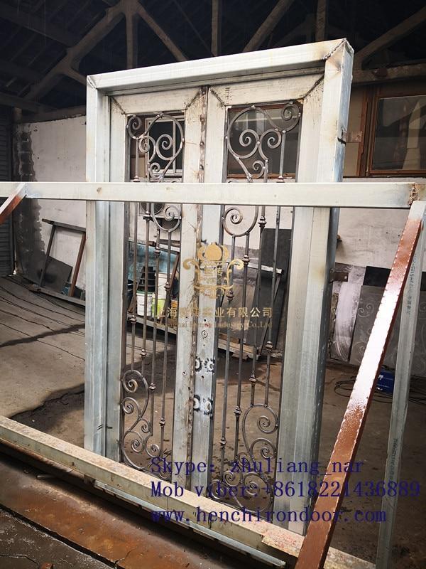 Hench 100% Steel Metal Iron Whole Sale Best Iron Doors   Hc14