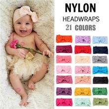 Детская повязка на голову, тюрбан для новорожденных девочек, тюрбан для малышей, повязка на голову для новорожденных девочек, аксессуары для волос