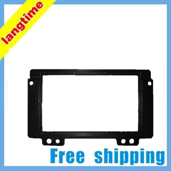 Free shipping Car refitting DVD frame DVD panel Dash Kit Fascia Radio Frame Audio frame for