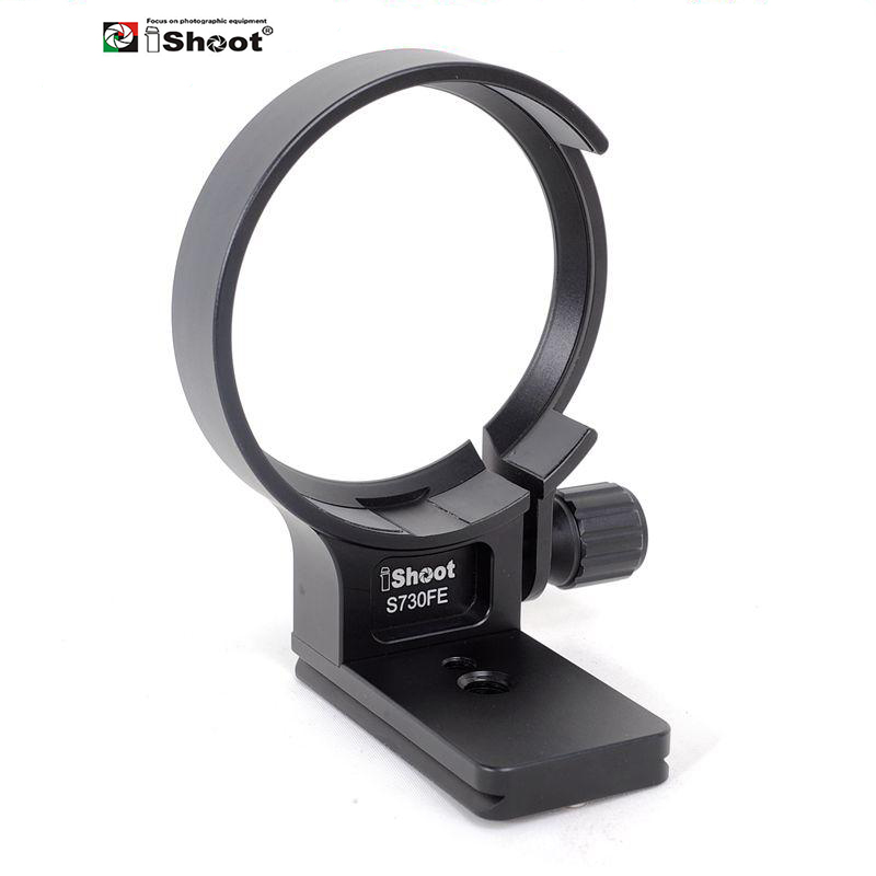 iShoot Lens Collar Foot with Quick Release Plate for Sony FE 70 300mm F4 5 5