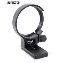 IShoot Lens Yakalı Ayak için Quick Release Plate ile Sony FE 70 300mm F4.5 5.6G OSS tripod bağlama aparatı Halka Arca isviçre RRS Uyumlu