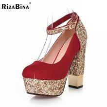Бесплатная доставка высокий каблук клин женская обувь сексуальное платье модной обуви насосы P11326 EUR размер 34-39