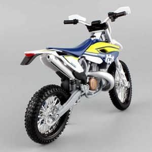 Image 5 - maisto 1/12 2015 KTM Motorcycle scale HUSABERG FE 501 Husqvarna FE501 Dirt Bike Motocross Diecast & vehicles metal car model toy
