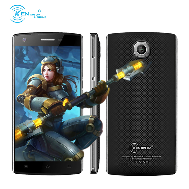 5.0 Inch New arrival KENXINDA J7 MTK6580M Quad Core IPS Touch Screen Android 5.1 Quad Core Smartphone