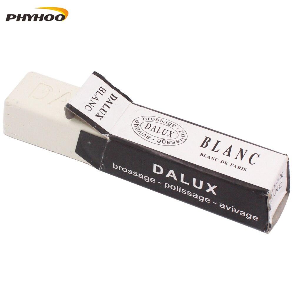 0b8ff70ddba9 DIALUX duro joyeros duro pulido Conpound blanco para oro y Silcer Rouge Bar  pulir cera compuesto Francia