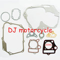 Universal 70CC Dirt  Bike Engine Gasket Set    Complete Gasket For Pit Bike Kick Start Air Cooled Mini Motocross