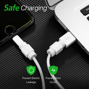 Image 4 - Ugreen Cable Protector For iPhone Charger Protection Cable USB Cord Saver Bite USB Cable Chompers For iPhone Cable Protector
