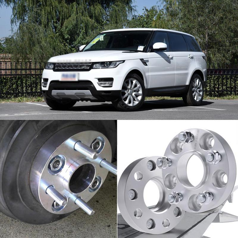 14x1.5  1 set locking nuts for range rover sport vogue evoque after market