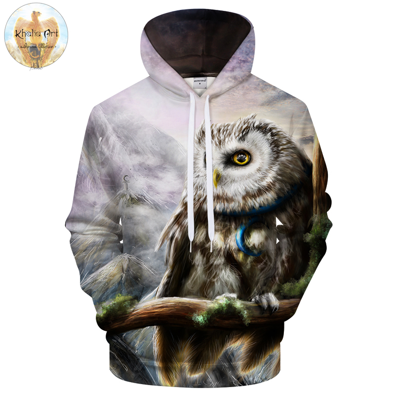 Land of a Crescent by KhaliaArt Hooded Sweatshirts 3d Men Hoodies Brand Tracksuits Unisex Casual Pullover Drop Ship ZOOTOP BEAR