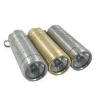 High Quality DQG Slim XP G2 230LM 3Modes NW Multimaterial LED Mini LED Flash Light Neutral