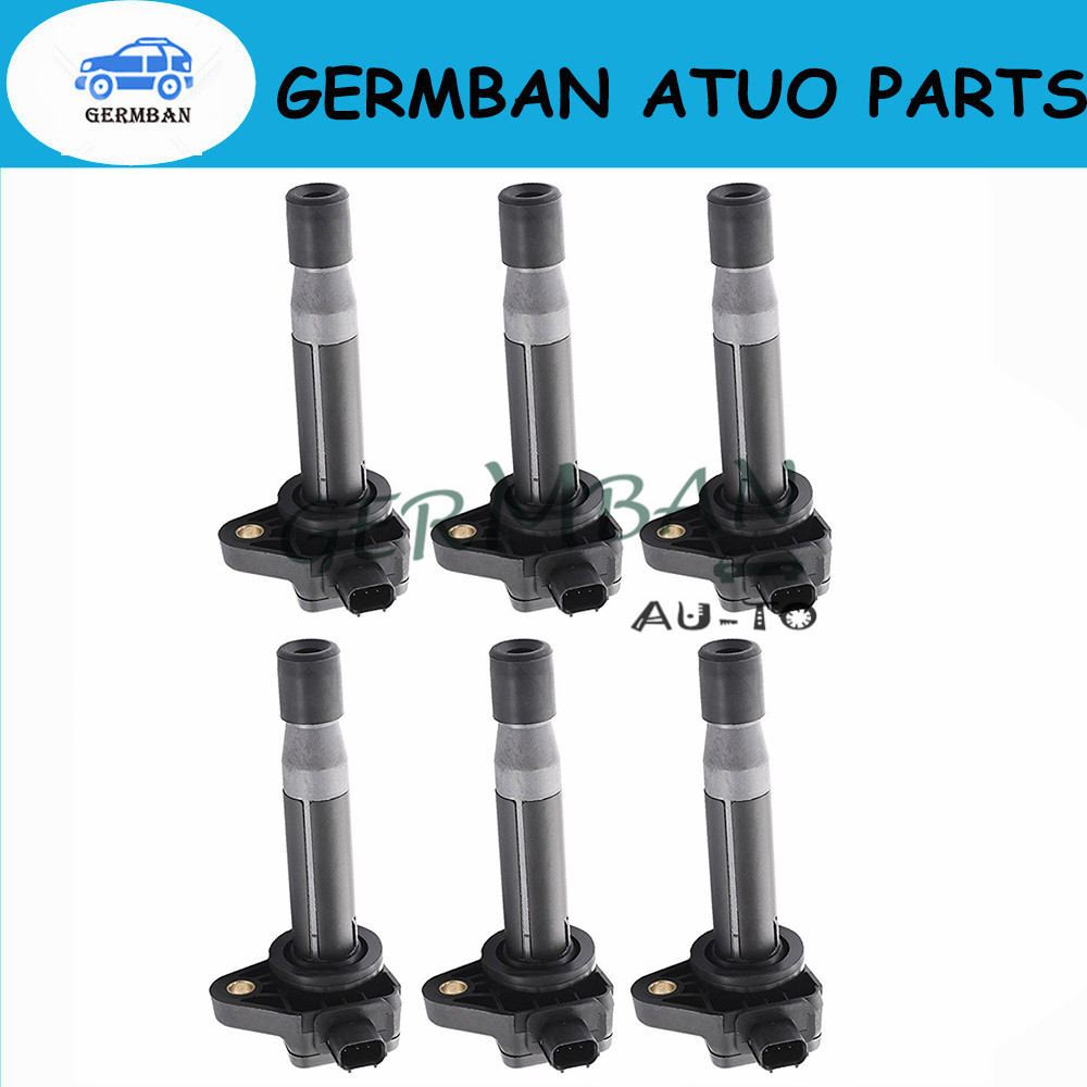 6PCS/LOT Ignition Coil Fit For Honda Accord Crosstour