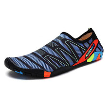 Men Sneaker Swimming Shoes Water Sports Aqua Seaside Beach Surfing Slippers Sport Snorkeling Boots For Upstream