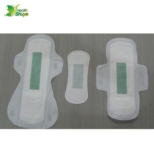 Image 5 - 2 חבילות אניון סניטרי מפית סניטרי מגבות, פעיל חמצן סניטרי רפידות, שלילי וסת pad מוצרי היגיינה נשית