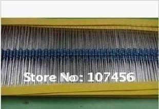 Frete Grátis Resistores 470 Ohms 1 – 4 w 1% Metal Filme Resistor 1000 Pçs