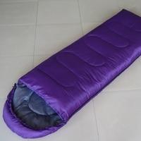 Outdoor camping adult waterproof single camping case bag sleeping suit envelope