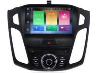 Octa(8)-Core Android 6.0 CAR DVD player FOR Ford Focus 2015 car audio gps stereo head unit Multimedia navigation