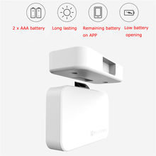 Serrure intelligente WiFi bluetooth 4.0 APP contrôleur caché armoire mot de passe tiroir serrure numérique bébé protection système de sécurité à domicile