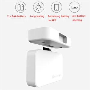 Image 1 - חכם מנעול WiFi bluetooth 4.0 אפליקציה בקר מוסתר קבינט סיסמא מגירת מנעול דיגיטלי תינוק הגנת אבטחת בית מערכת