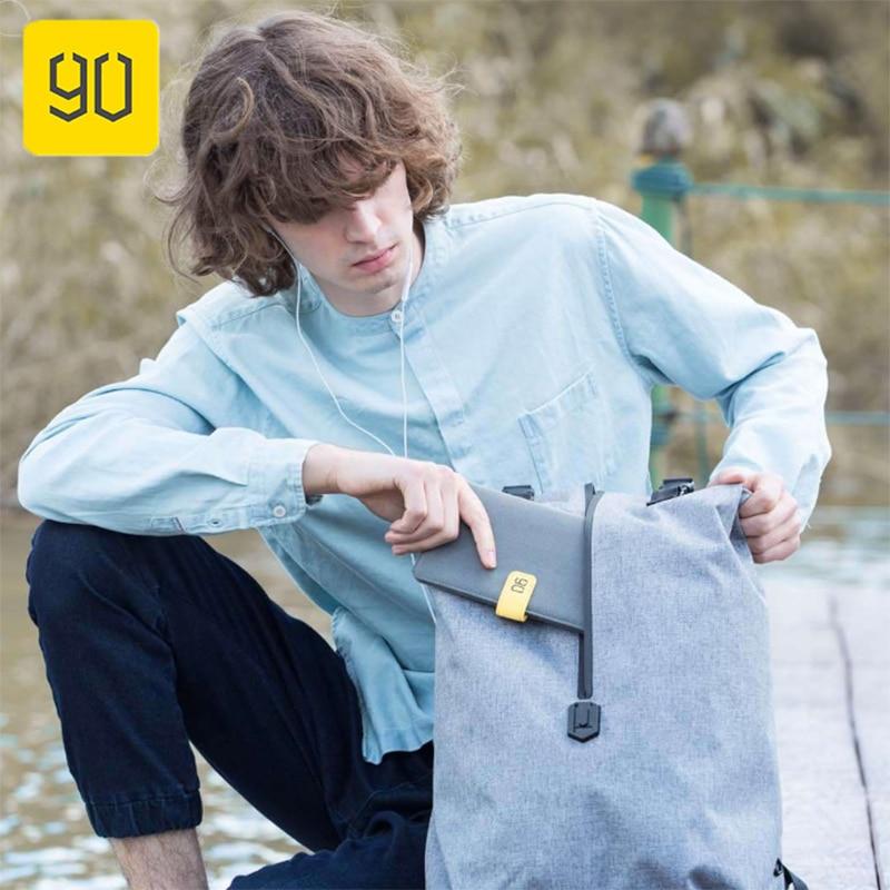 90 Leisure Daypack Water Resistant Backpack 4