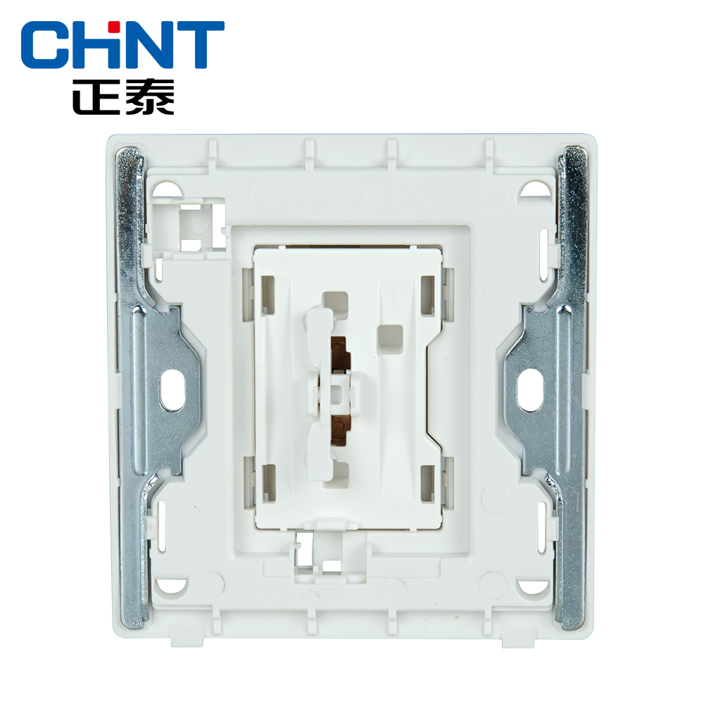CHINT Electric Wall Switch NEW2D Light Champagne Gold Large Panel ...