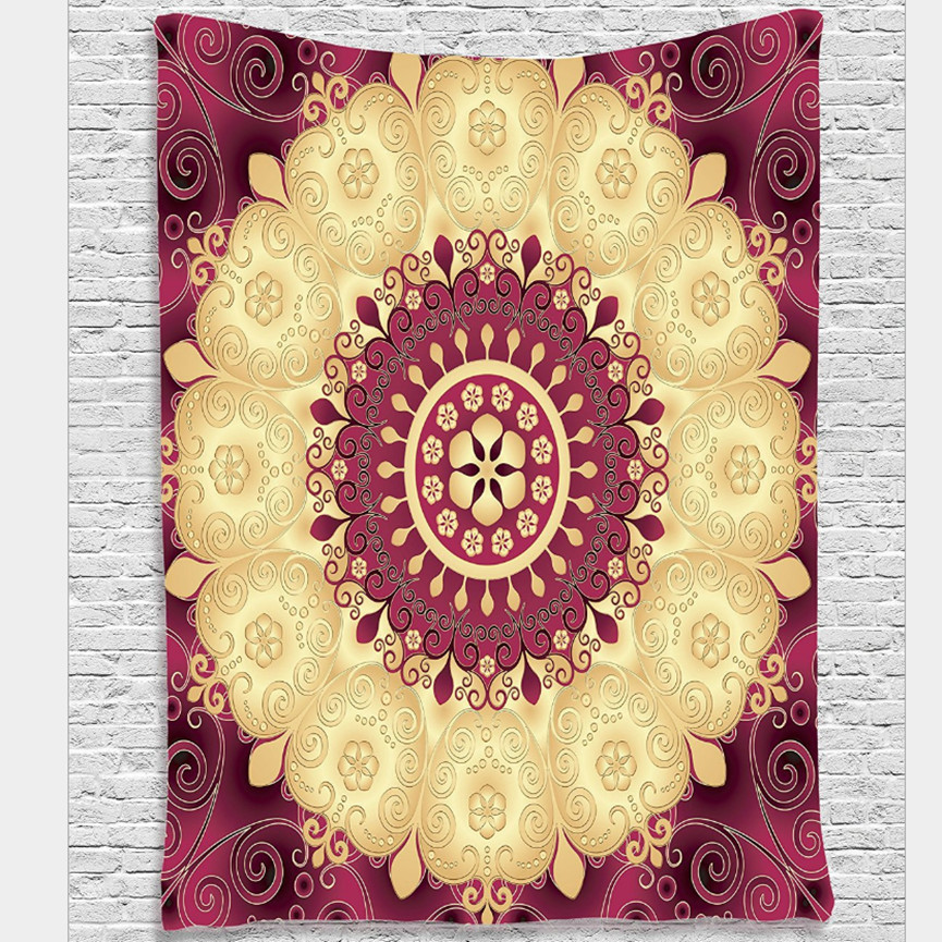 KISS QUEEN mandala tapestry Indian wall Hanging Tapestry 200cmx150cm ...