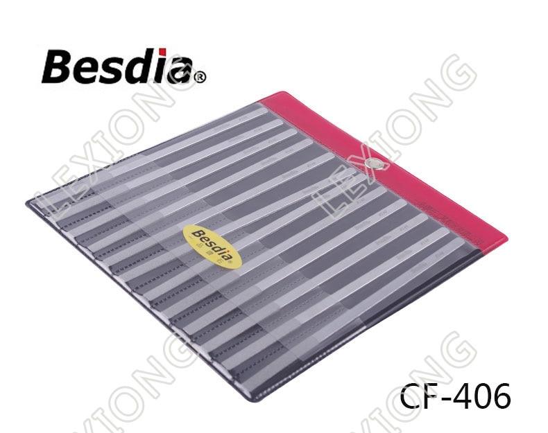 TAIWAN Besdia Diamond Flat Hand-BESTANDEN CF-400 CF-402 CF-404 CF-406 - Handgereedschap - Foto 4