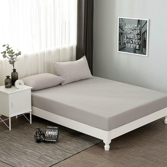 Aliexpresscom Buy Cotton Fitted Sheet Waterproof Mattress Cover