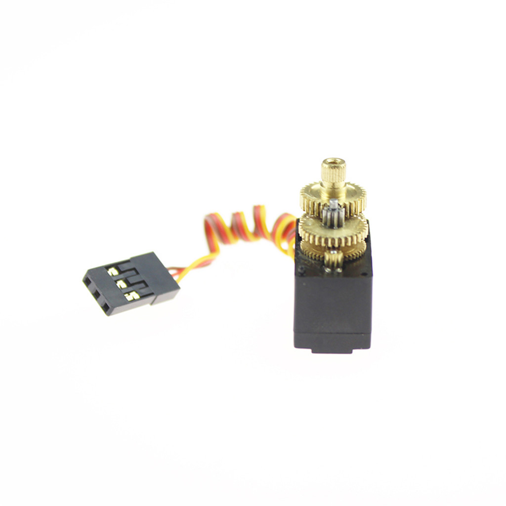 Image 5 - Charging Upgrade Metal Steering Gear Servo For WLTOYS K969/K979/K989/K999/ P929 1:28 Car convenient and practical accessories-in Parts & Accessories from Toys & Hobbies