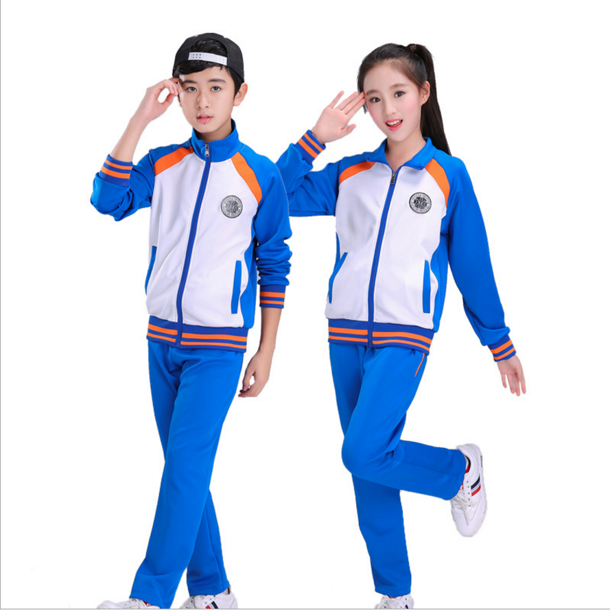 Children Clothing Set Boys & Girls Clothes Set Children's Sport Suits School Clothing For Spring And Autumn 2018 New 2017 brand girls print striped clothes set for autumn spring girls long sleeve top pants girls school hip hop sport clothing set