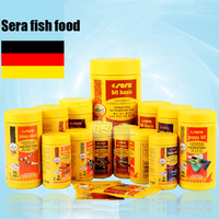 Sera Рыбная еда все виды для мини-рыбы креветки cichild discus betta Гуппи боты сом