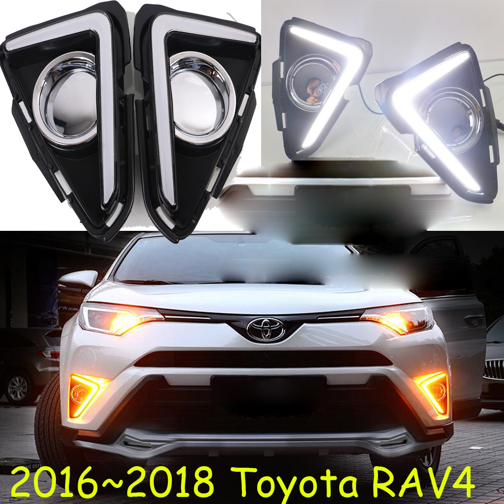 Led 2016 2017 Rav4 Day Light Rav4 Fog Light Rav4 Headlight