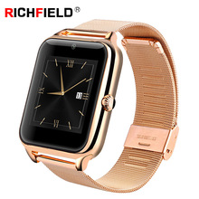 Smart Watch Men SIM Card Metal Bluetooth Phone Watch Sport Watches Sleep Fitness Tracker SMS For Android IOS Smartwatch Women