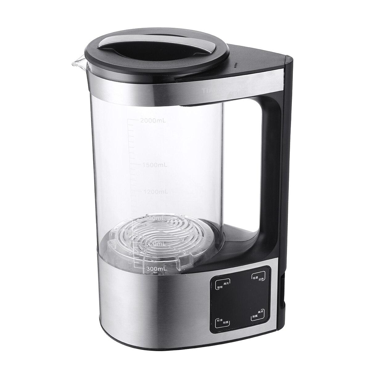 de água rica alcalina jarro jarro jarro