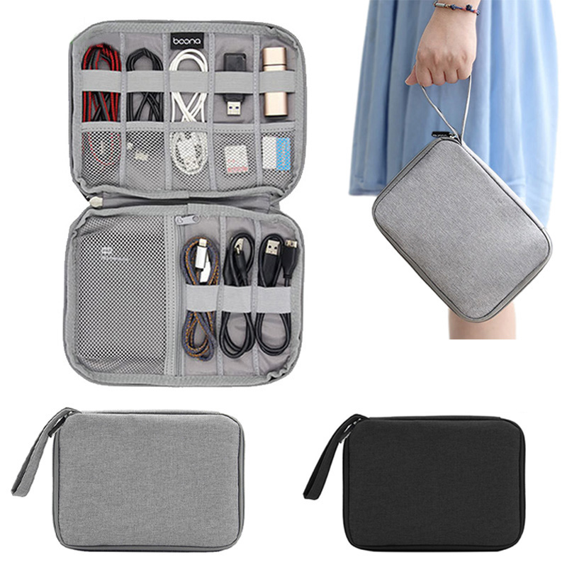 Small USB Drive Case Storage Carry Holder Wallet Organizer Flash Bag Ourdoor US