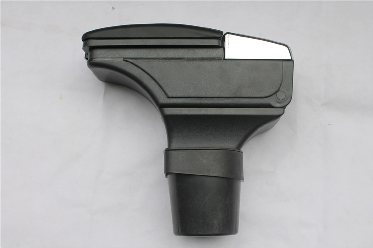 High quality!Storage Box Armrest Center Console For KIA RIO 2005-2011 Only fit for Low-equiped model!! high quality black storage box armrest center console for ford focus 2012 2014 only fit for low equiped model