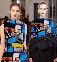 Wholesal Trendy Digital Printing Mulberry Silk Crepe Dresses Print Satin Fabric Textiles Cheap Fabrics Tweed Stripe