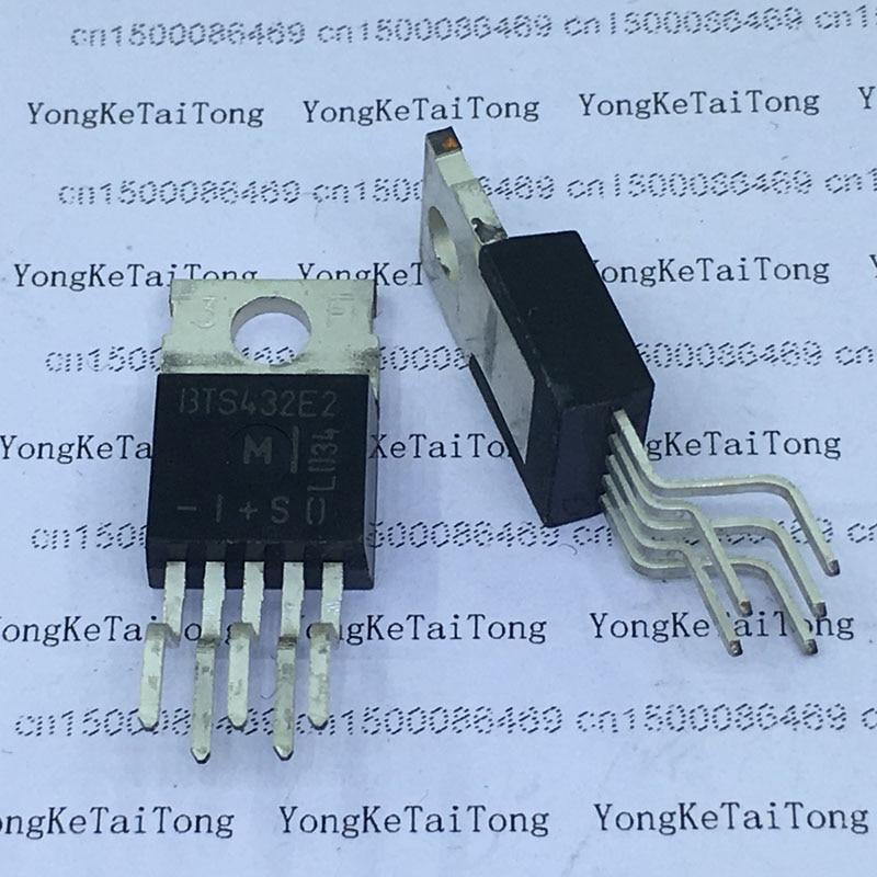 5PCS-20PCS/LOT  BTS432E2 BTS432 TO220-55PCS-20PCS/LOT  BTS432E2 BTS432 TO220-5