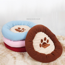 Jormel Kennel Dog Round Cat Winter Warm Washable Sleeping Bag Super Soft Pet Bed Puppy Cushion Mat Portable Supplies