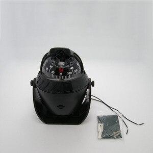 Image 2 - LED לילה אור שיט ימי מצפן עבור 12 V הימי סירת יאכטה ספינה