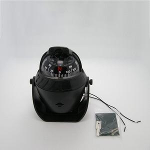 Image 2 - LED Night Light Sailing Marine Compass for 12V Marine Boat Yacht Ship