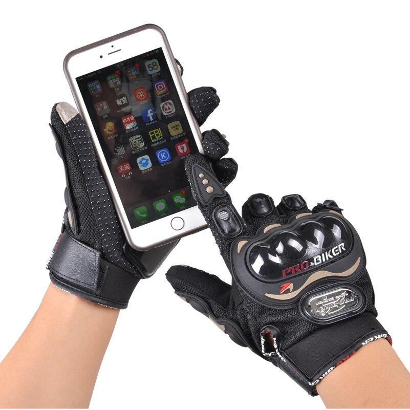 Pro biker motorcycle gloves summer touch screen motocicleta gloves motocross luvas Racing guantes de moto Motorbike