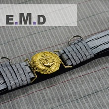 EMD WW2 Germany Officer belt.Navy .