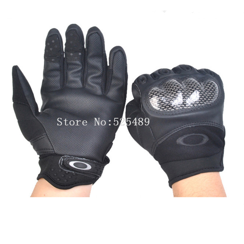 guantes moto luva motoqueiro Brand Carbon Fiber Tortoise Shell Touch Screen Tactical Combat Glove Outdoor Motorcycle Ride Gloves